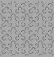 bubbles chaotic seamless pattern 2309 vector image vector image