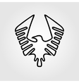 Eagle symbol - vector image