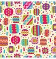 abstract seamless color pattern vector image vector image