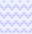 abstract seamless pattern of triangles and vector image vector image