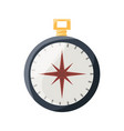 compass travel navigation vector image