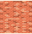 seamless background brick wall vector image