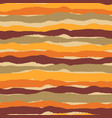 tribal ethnic seamless pattern with stripes hand vector image