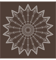 Geometric linear circule logotypes649547 vector image vector image