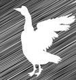 goose stencil