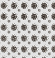seamless pattern background in eps vector image vector image