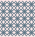square line seamless pattern vector image vector image