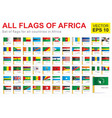all flags africa