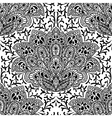 Indian ethnic seamless pattern with hand drawn