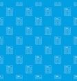 speaker box pattern seamless blue vector image vector image