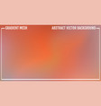 abstract warm background motion blur natural vector image