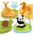 Maze Logic Game for Kids vector image vector image