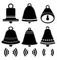 Bell Icons vector image