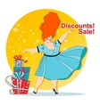 discounts Sale vector image