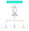fire flame bonfire camping camp business flow vector image