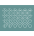 batik art design vector image