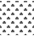 Muslim mosque pattern simple style vector image