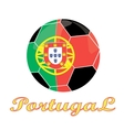 Portugal football icon vector image vector image