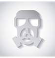 mask protection safety icon vector image vector image