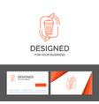 business logo template for waste disposal garbage vector image
