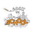 Back to School Doodles - Hand-Drawn