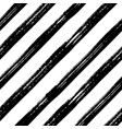 seamless brush stroke diagonal pattern vector image vector image