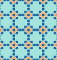 Geometric seamless pattern Islamic ornament East vector image