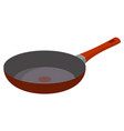 hot griddle icon flat style vector image