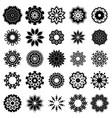 ornamental decorative ornament vector image vector image