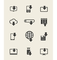 Different devices download icons