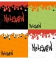 helloween background vector image vector image