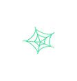 Spiderweb Icon vector image