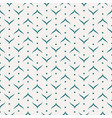 seamless pattern and modern stylish texture vector image vector image