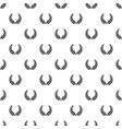 trophy pattern seamless vector image vector image