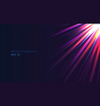 abstract background bright rays light in the vector image vector image