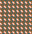 Background pattern colored waves vector image