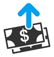 Pay Icon from Commerce Set vector image