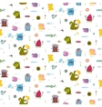 Monsters for Kids Design seamless pattern vector image