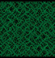 ivy vine in a seamless wallpaper pattern vector image