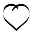heart 02 vector image vector image