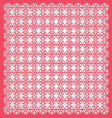 Life flower background vector image