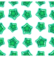 Star Shape Candy Pattern vector image vector image