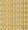Wicker background seamless pattern vector image vector image