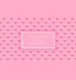 abstract luxury pink background vector image vector image