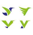 bird3 vector image vector image