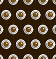 CoffeePatterns vector image