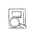 academic book icon vector image vector image