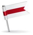 belarus pin icon flag