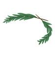 laurel wreath icon isometric style vector image vector image