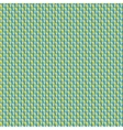 minimalistic geometric pattern in spring colors vector image